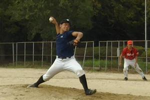 岩切先生野球